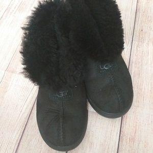 UGG BLACK BOOT